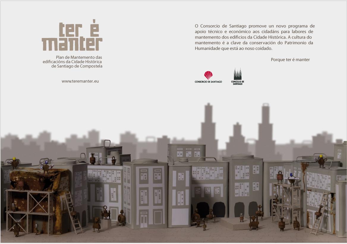 Ter é manter - Campaña publicitaria by cenlitrosmetrocadrado - Creative Work