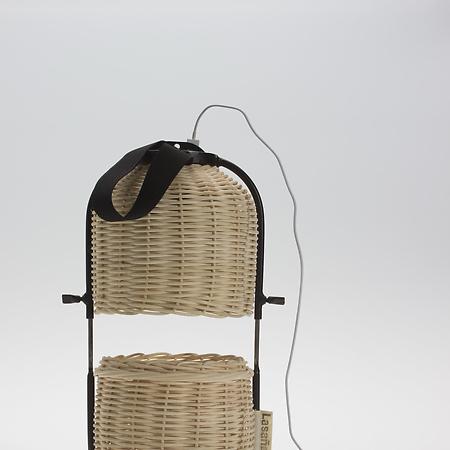 Artesana (handmade polyvalent lamp)