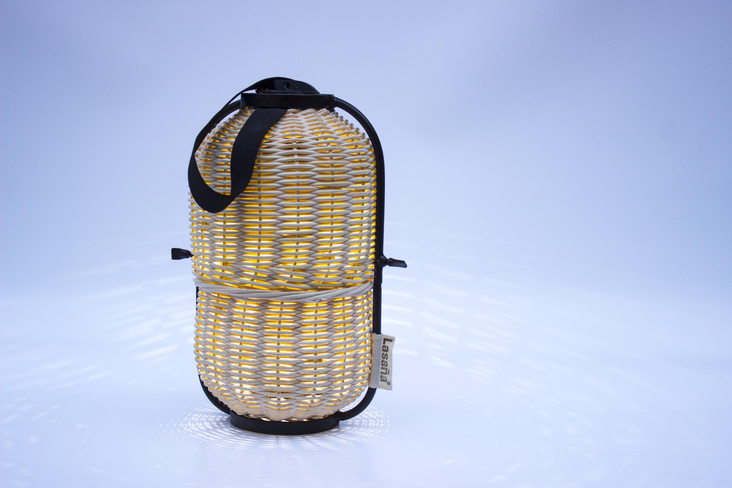Artesana (handmade polyvalent lamp) by Nacho Casanova - Creative Work - $i