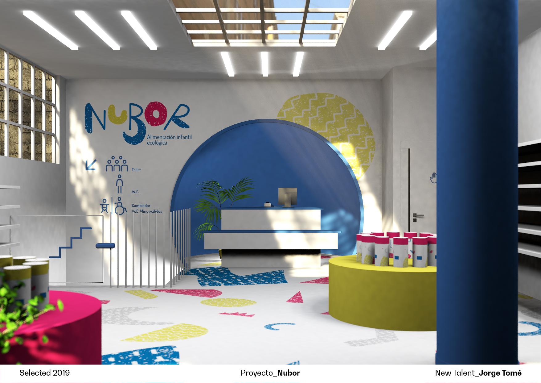 Nubor by Jorge Tomé - Creative Work - $i