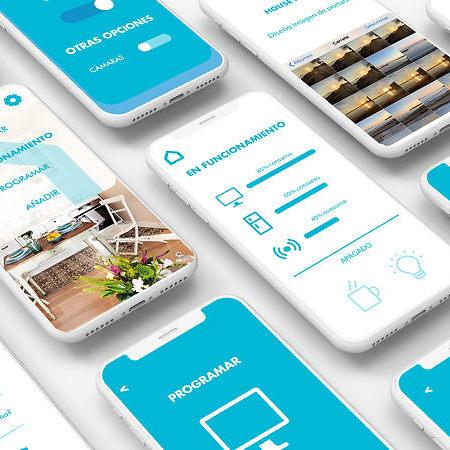 App del hogar: House Alive