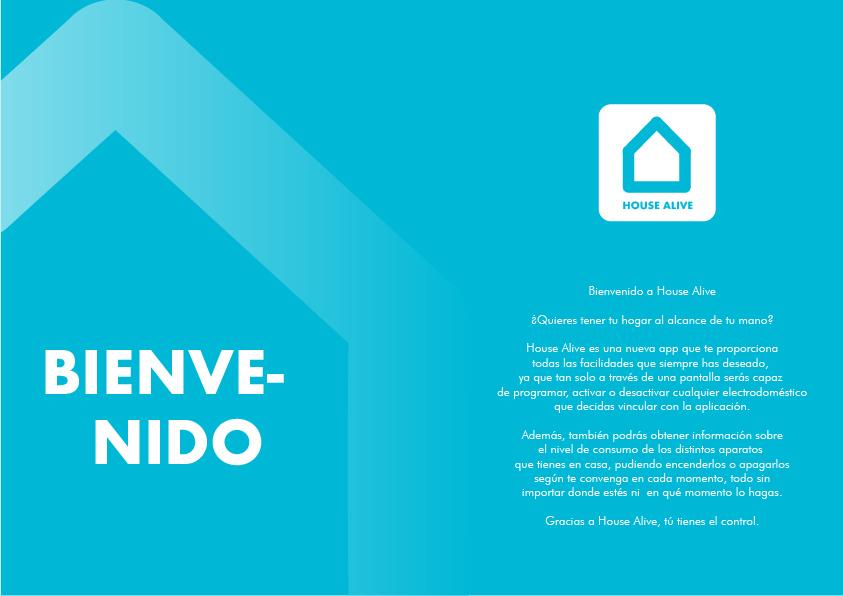 App del hogar: House Alive by Nerea Vidal Muñoz - Creative Work - $i