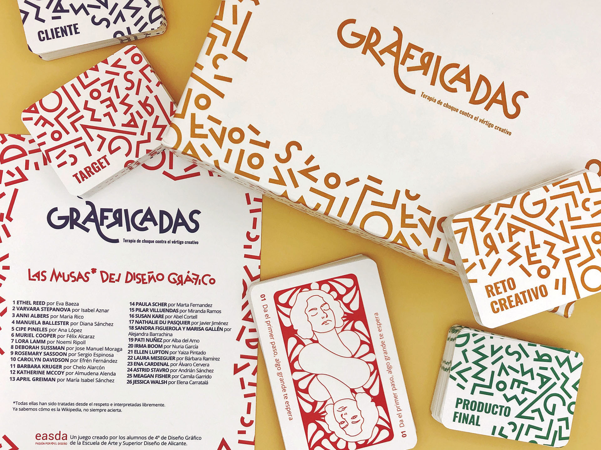 GRAFRICADAS by 4ºESDG - Creative Work - $i
