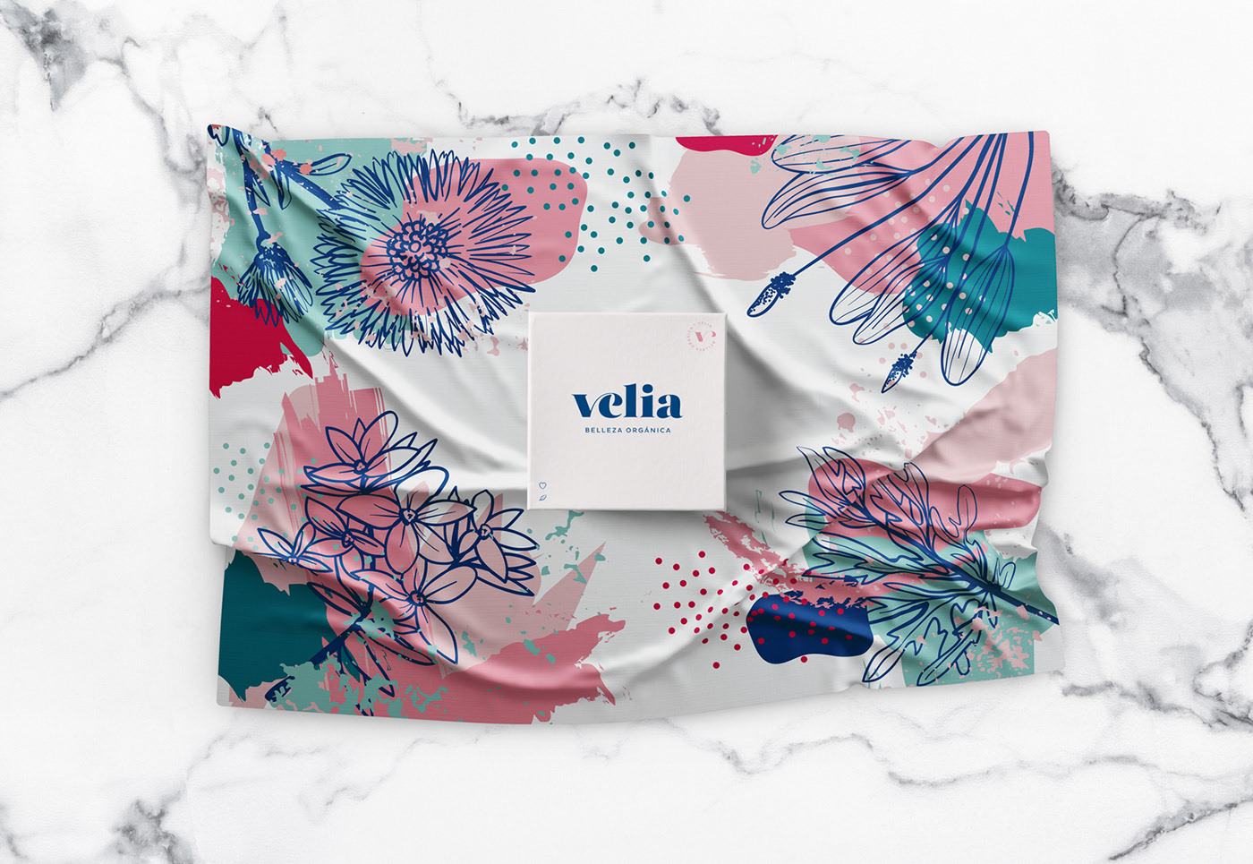 Velia, Belleza Orgánica by Volumínica - Creative Work