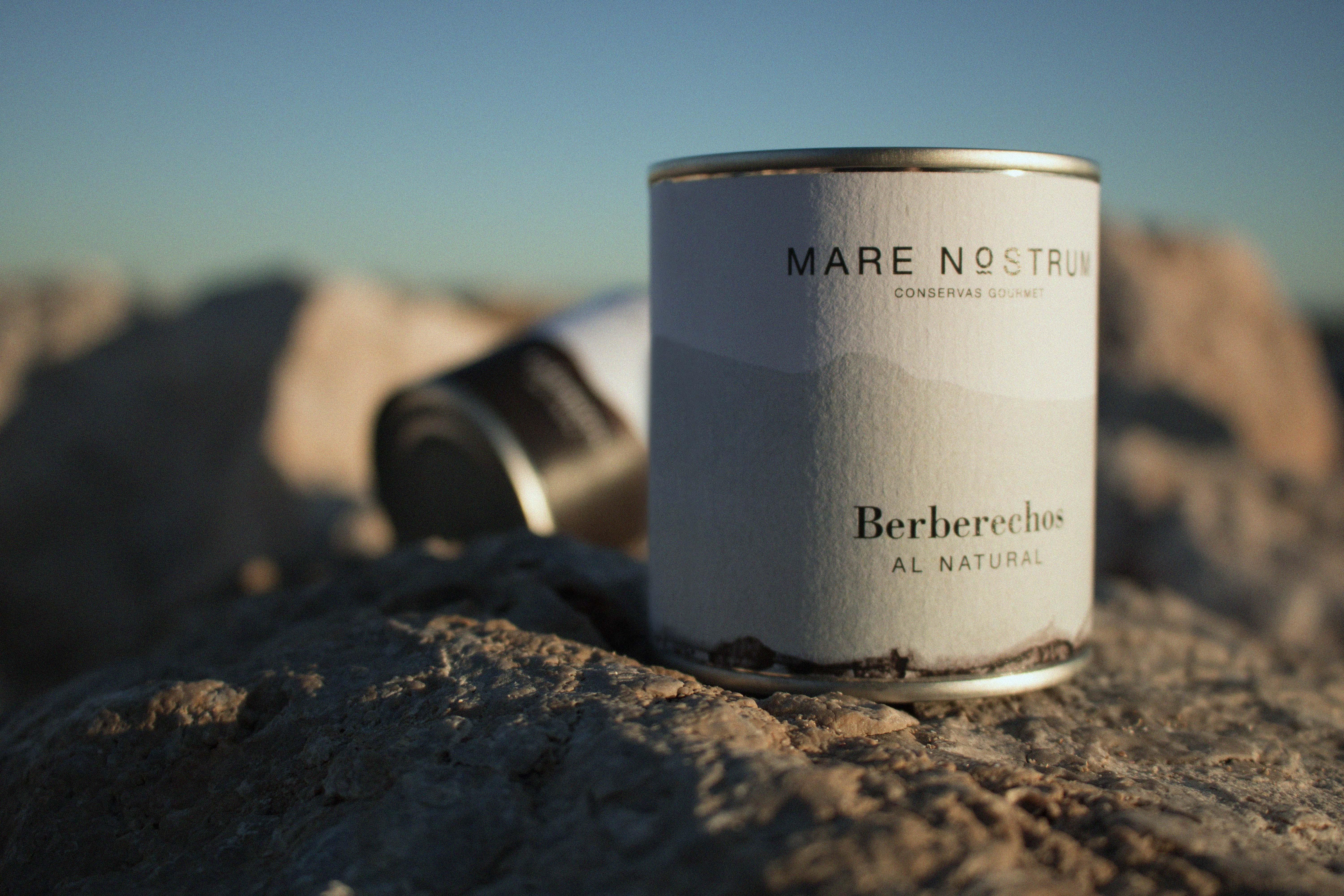 Mare Nostrum: Packaging gourmet by Isabel Maria Llull James - Creative Work