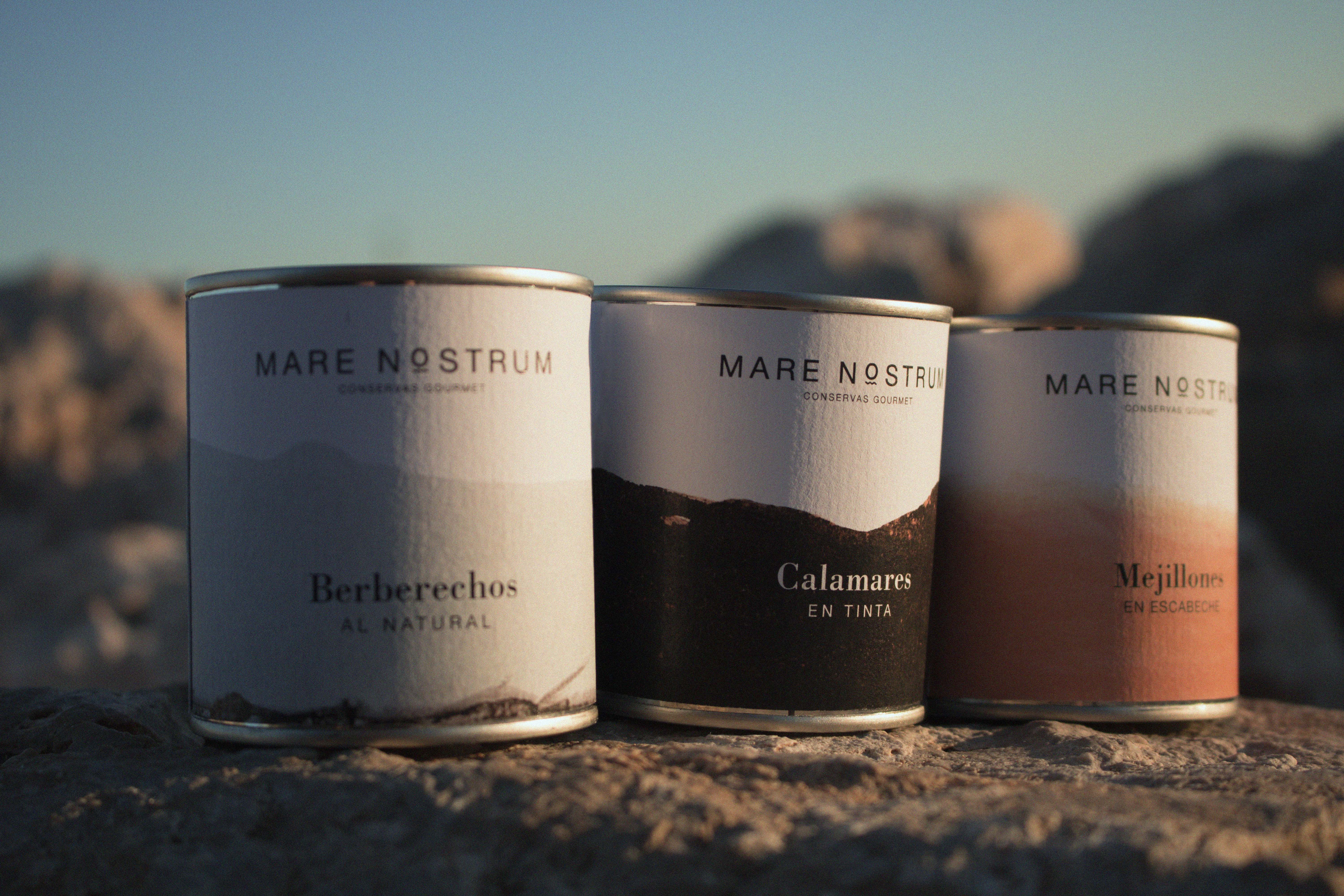 Mare Nostrum: Packaging gourmet by Isabel Maria Llull James - Creative Work - $i