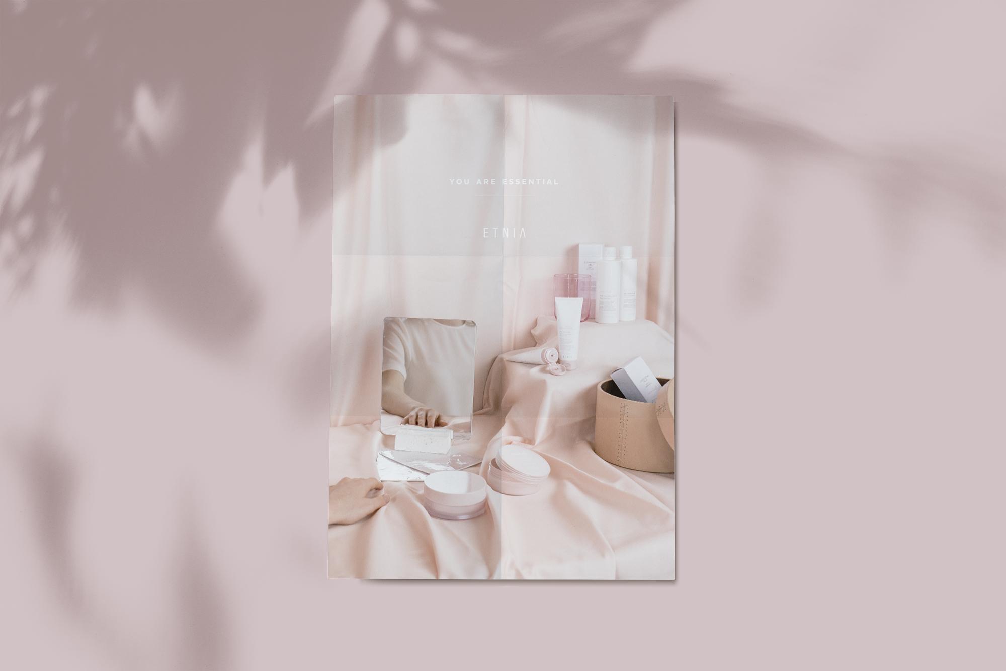 Essentials - Etnia Cosmetics by KRAFTED - Jennifer G. & Alejandro B. - Creative Work