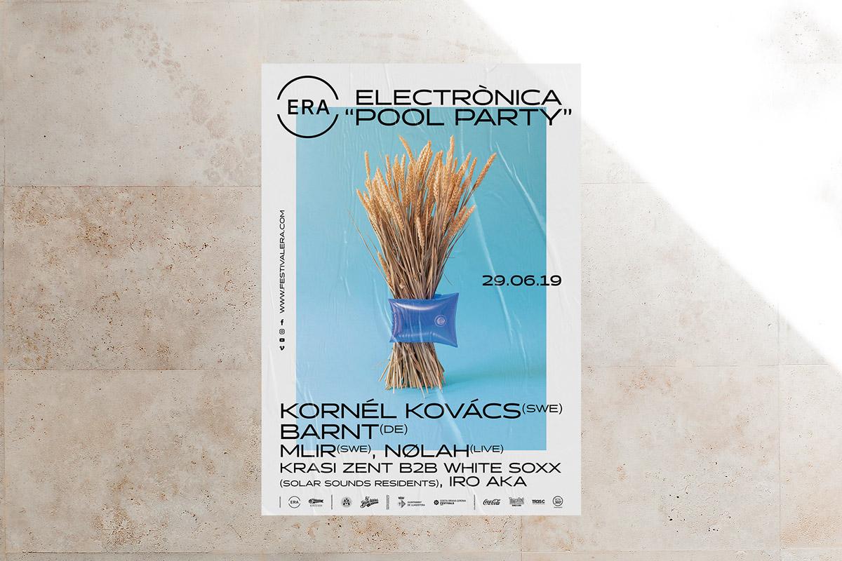 ERA ELECTRONICA POOL PARTY 2019 by El Gallinero - Creative Work