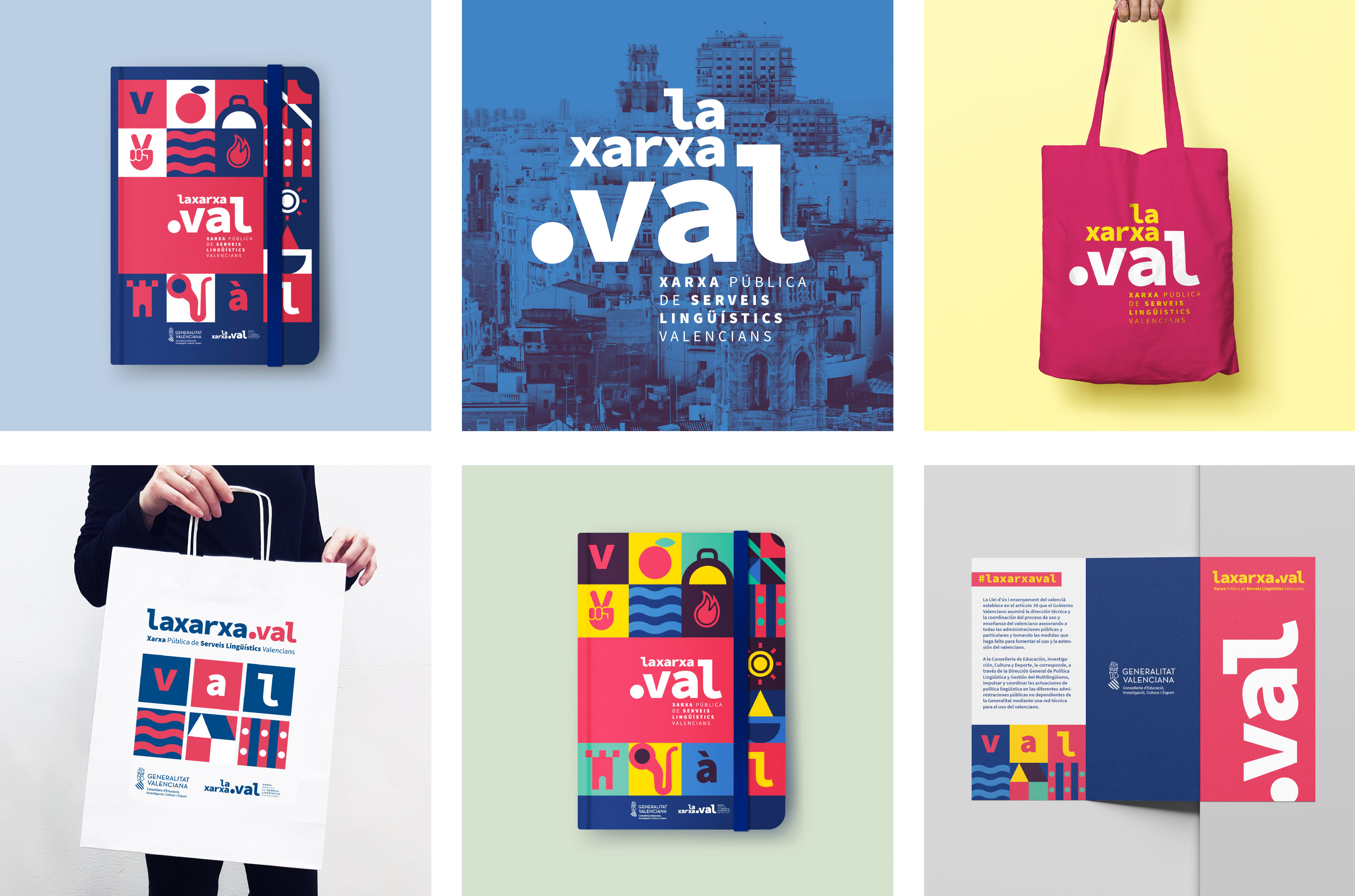 laXarxa.Val by Locandia Estudio - Creative Work - $i