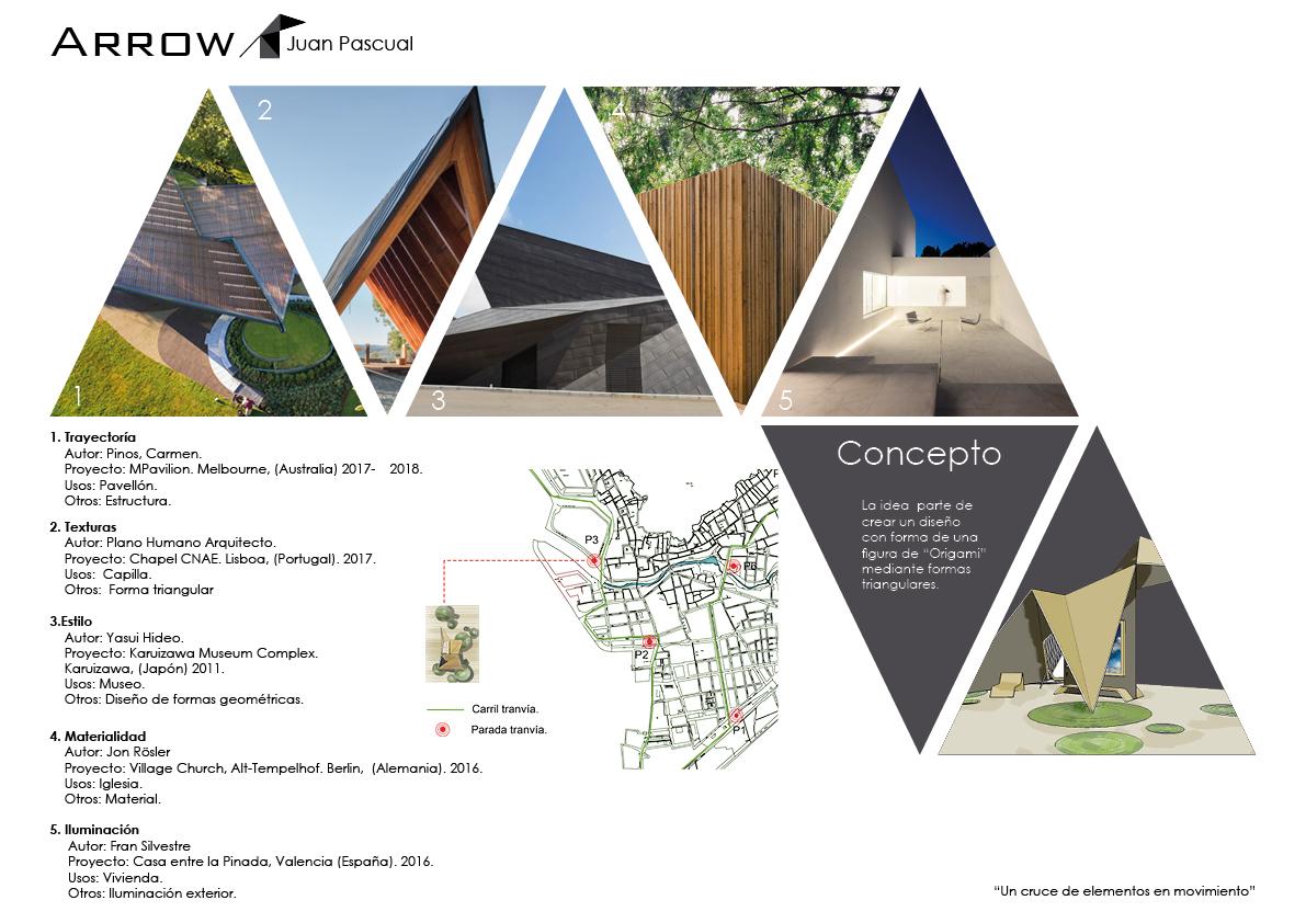 Arrow by Juan Pascual Mañogil - Creative Work