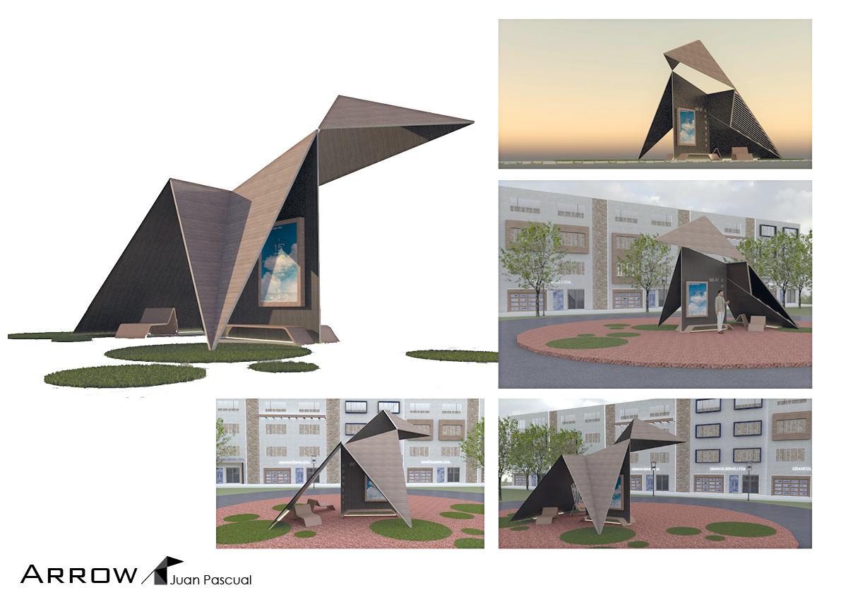 Arrow by Juan Pascual Mañogil - Creative Work - $i