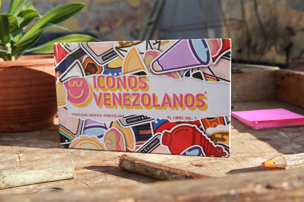 Iconos Venezolanos by Samuel Schoenberger - Creative Work - $i
