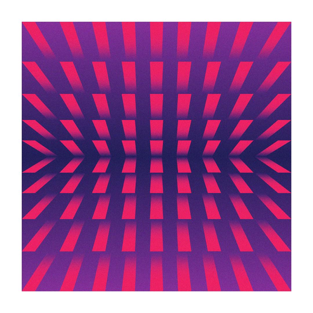 Geometrippp by Kent Çeka - Creative Work