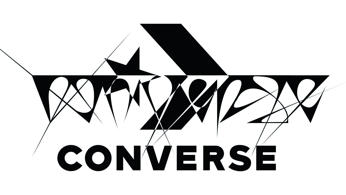 Converse by Yarza Twins - Creative Work - $i
