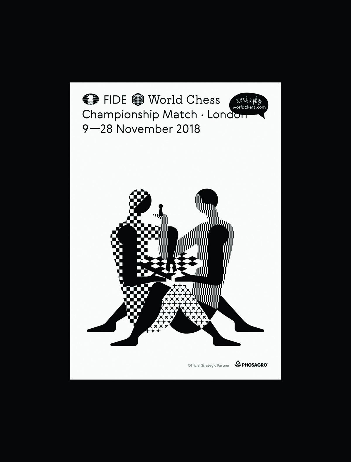 2018 World Chess Championship by Shuka - Creative Work - $i