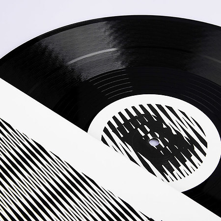 Vinyl record sleeves for Cocoon Recordings