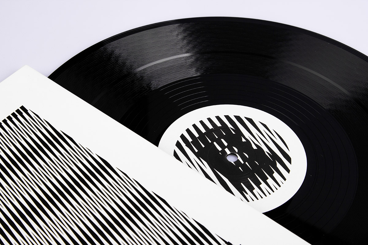 Vinyl record sleeves for Cocoon Recordings by SchultzSchultz - Creative Work