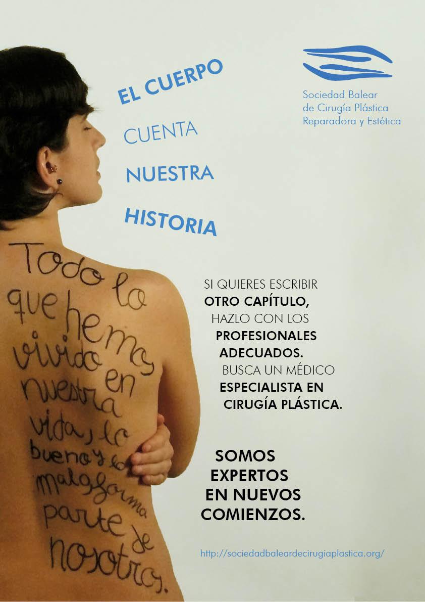 Cartel Publicitario SBCPRE by Nerea Vidal Muñoz - Creative Work