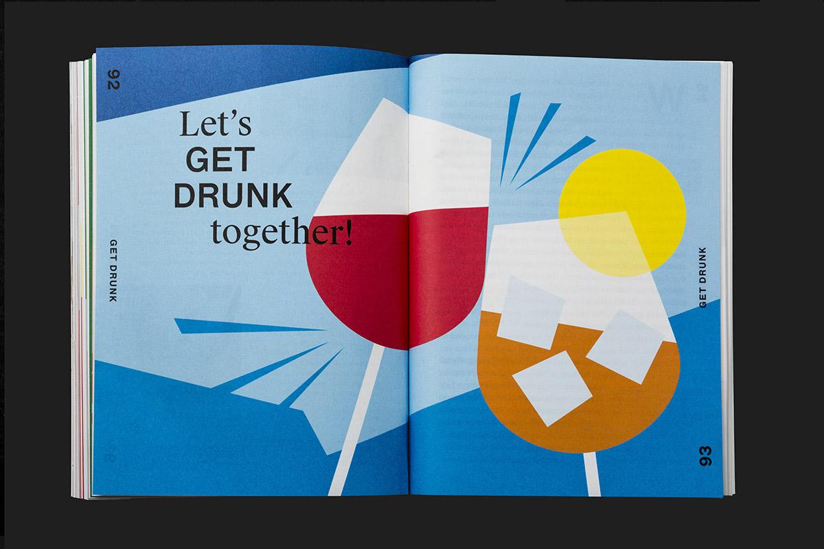 Josef Travel Book by Studio Mut - Creative Work