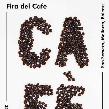 Cartel Feria del café