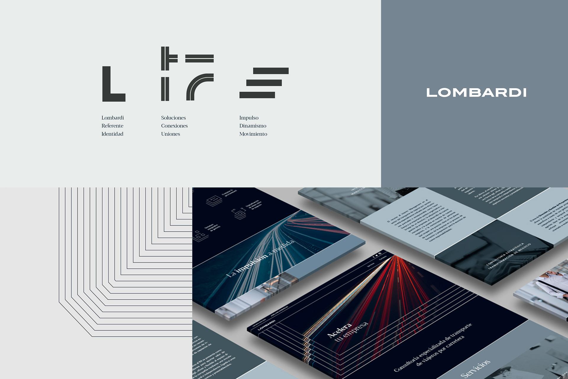 Lombardi by Barceló estudio  - Creative Work