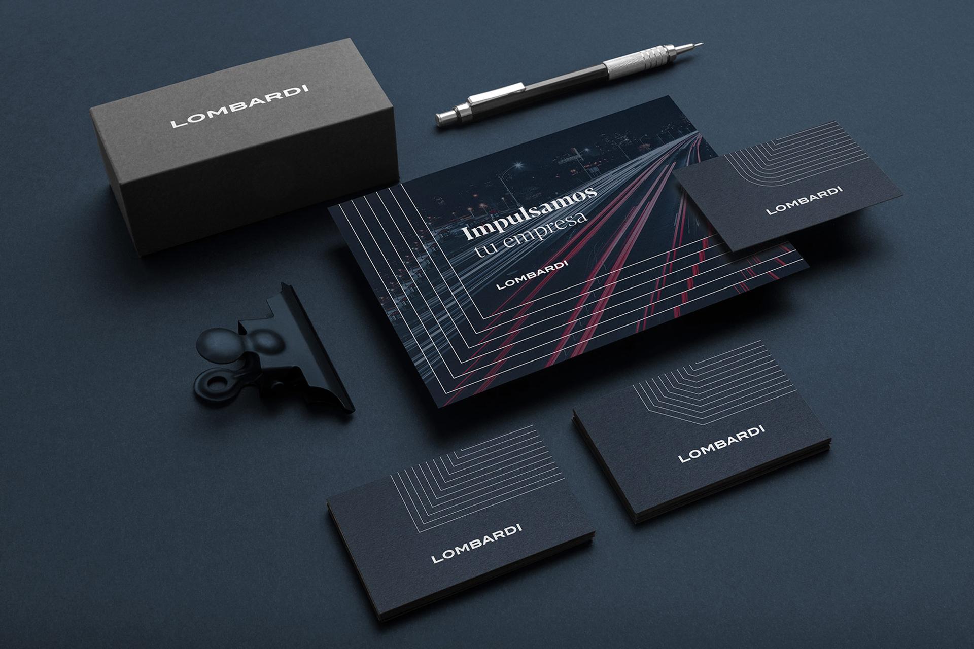 Lombardi by Barceló estudio  - Creative Work - $i
