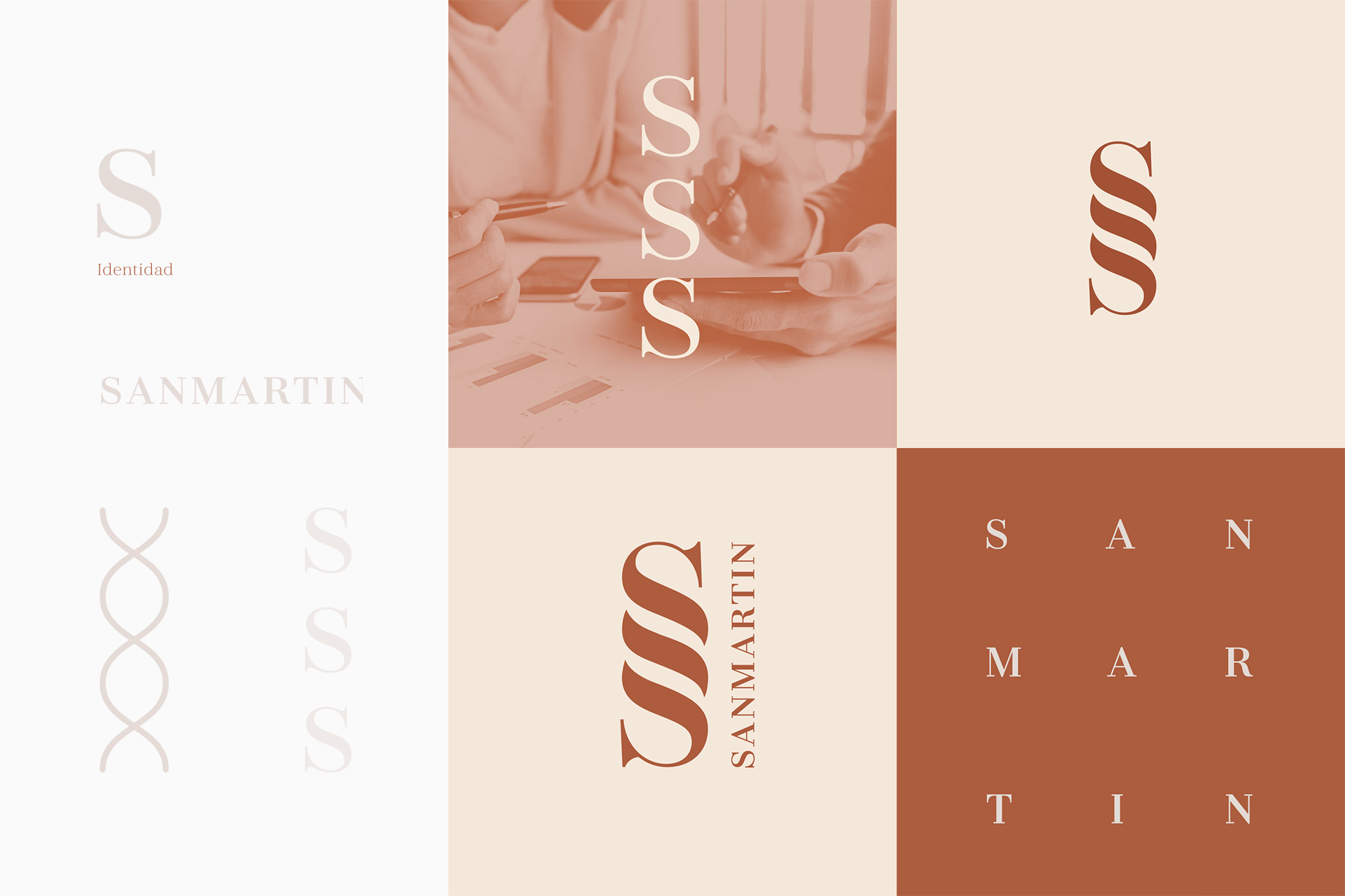 SANMARTIN by Barceló estudio - Creative Work - $i