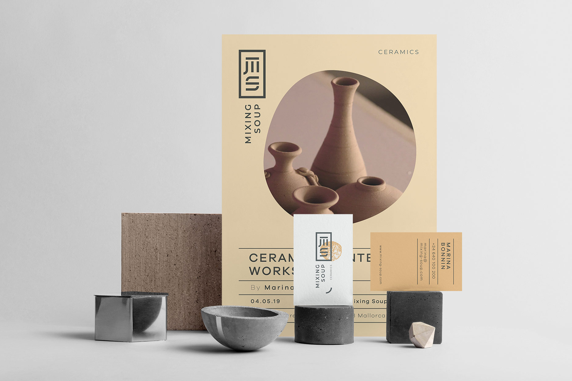 MIXING SOUP by Barceló estudio - Creative Work