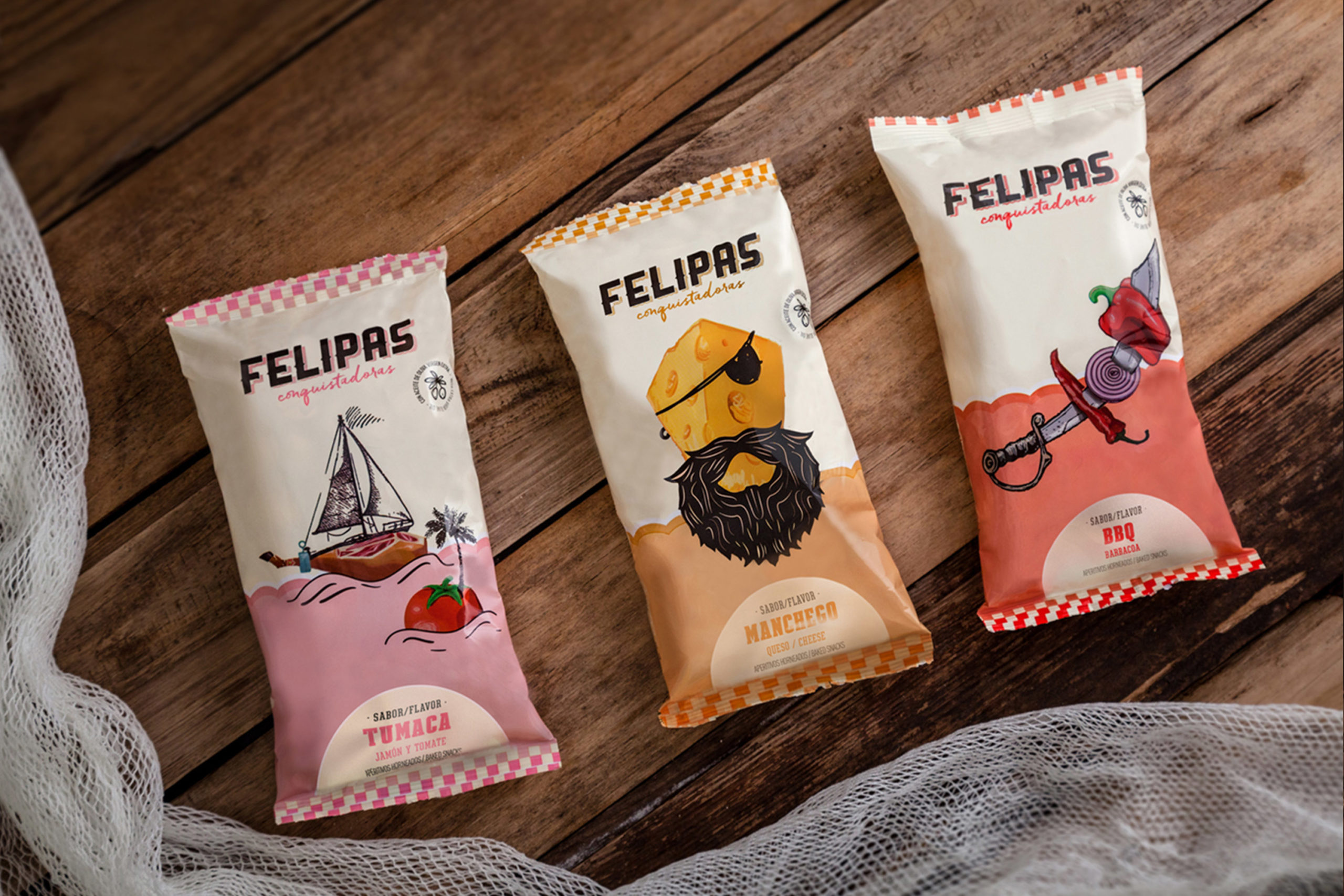Felipas by Salvartes Design - Creative Work
