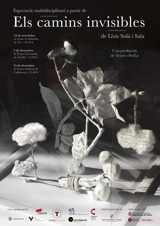 Els camins invisibles  by Cèlia Martínez Pladevall - Creative Work