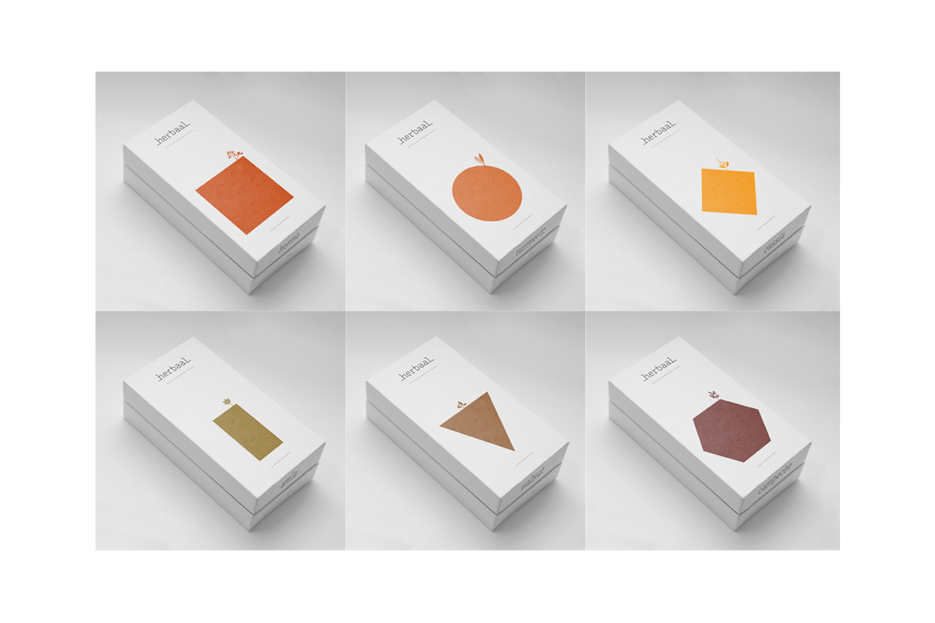 Herbaal Branding, Storytelling, Packaging & Product Design by Silenceworks - Creative Work - $i