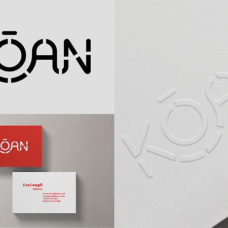 Kōan (Editorial independiente) Branding & Web
