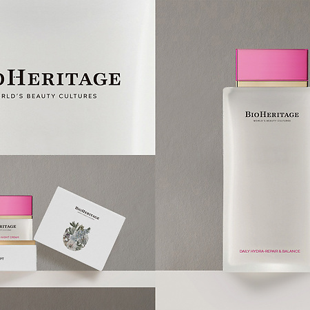 Bioheritage Branding, Storytelling, Packaging & Product Design