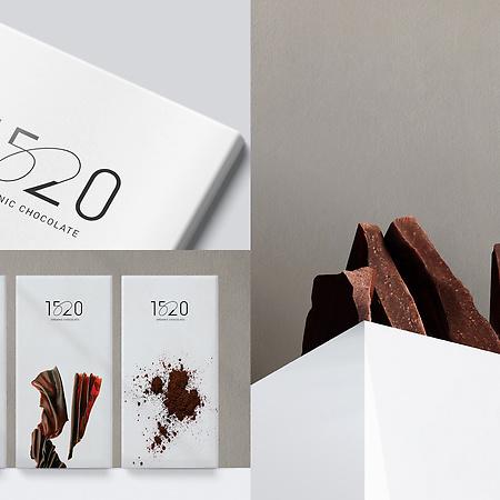 1520 Organic Chocolate, Branding & …