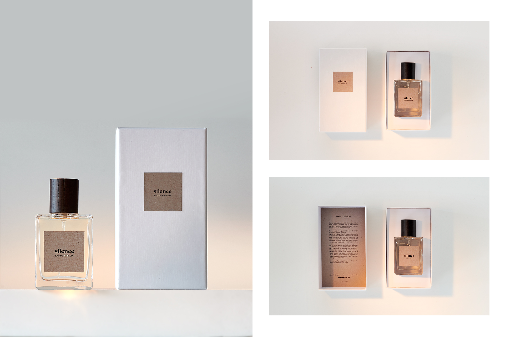 Silenceworks 'Eau de Parfum' by Silenceworks - Creative Work