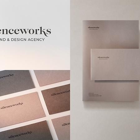 Silenceworks Branding & Web