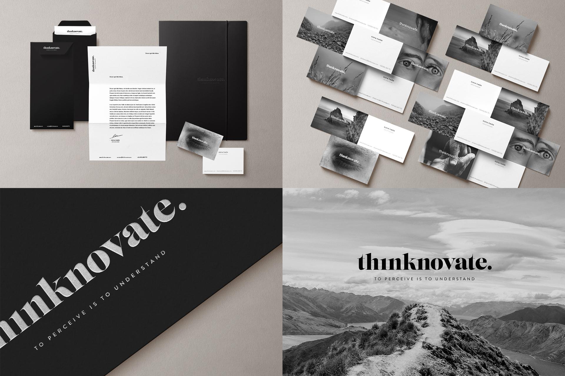 Thinknovate, Estrategia, Storytelling & Branding by Silenceworks - Creative Work - $i