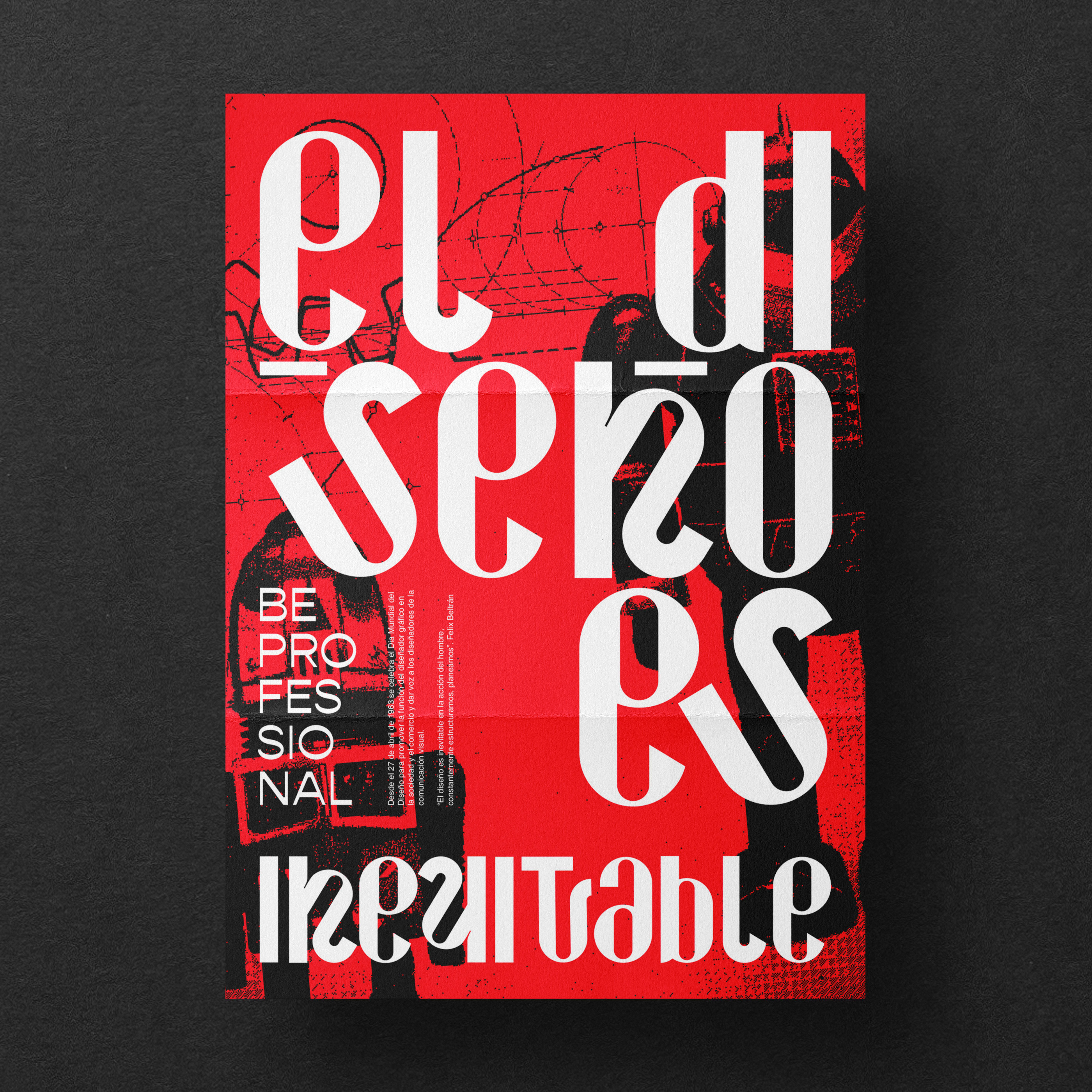 Día Mundial del Diseño by Locandia Estudio - Creative Work