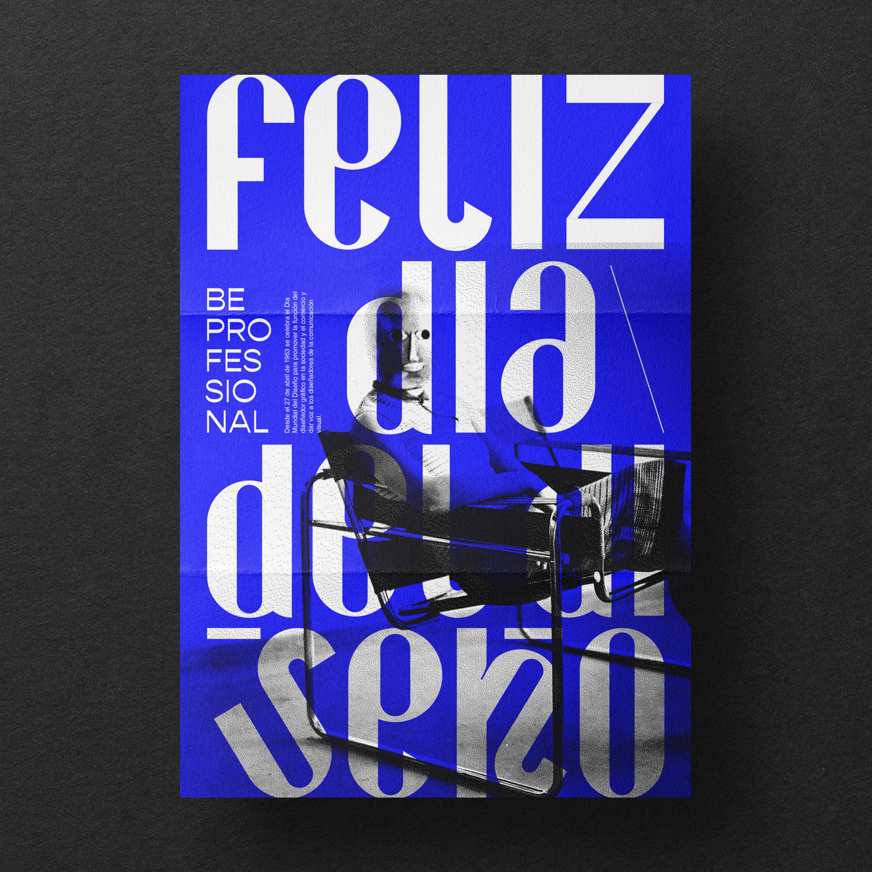 Día Mundial del Diseño by Locandia Estudio - Creative Work - $i