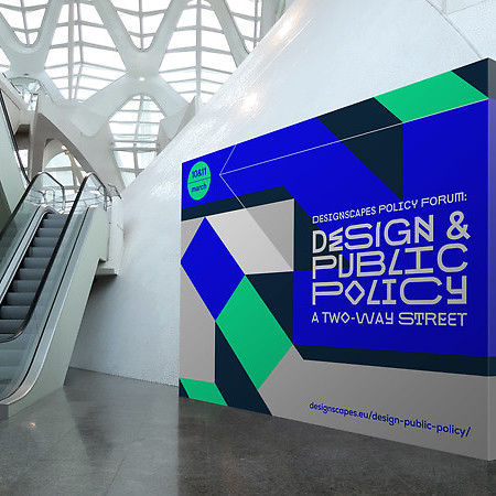 "DESIGNSCAPES Policy Forum: ""Design and Public Policy, A Two-Way Street"""