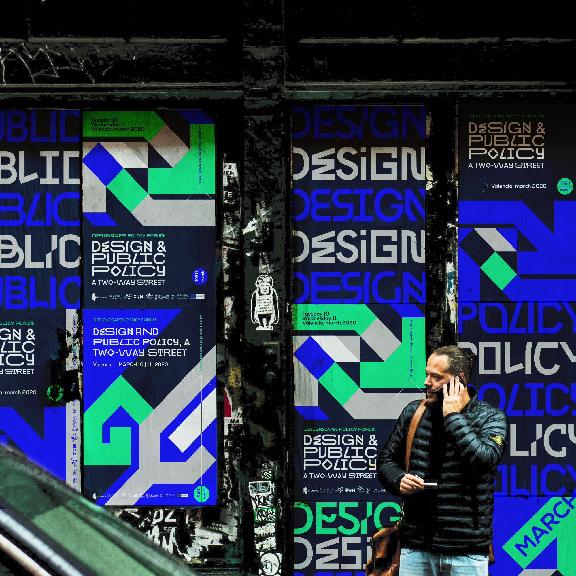 """DESIGNSCAPES Policy Forum: """"Design and Public Policy, A Two-Way Street"""" by Locandia Estudio - Creative Work - $i"""