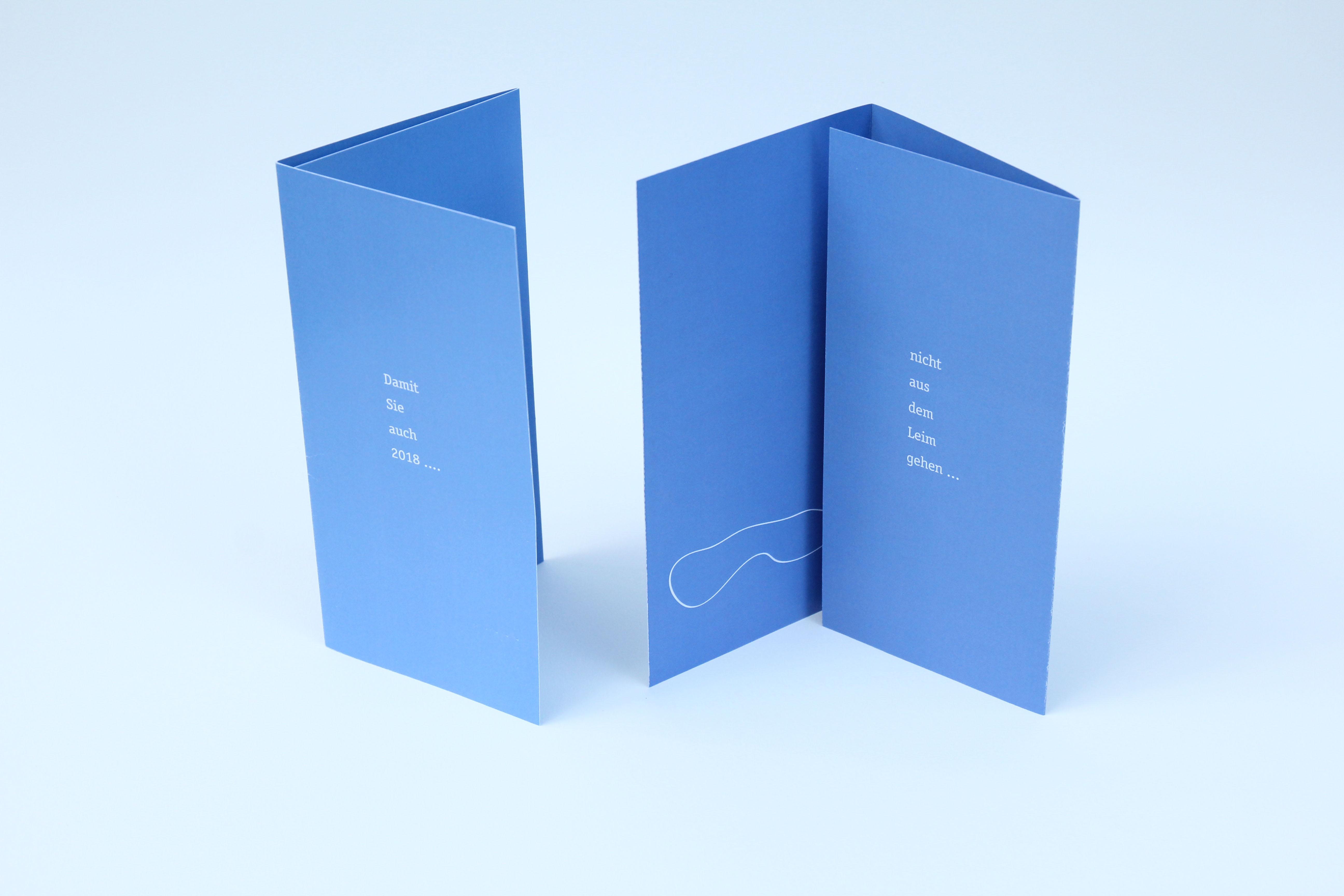 New Years Card 5 for a Carpenter by Daniela Franz - Creative Work