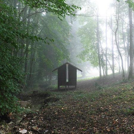 Hut of Silver