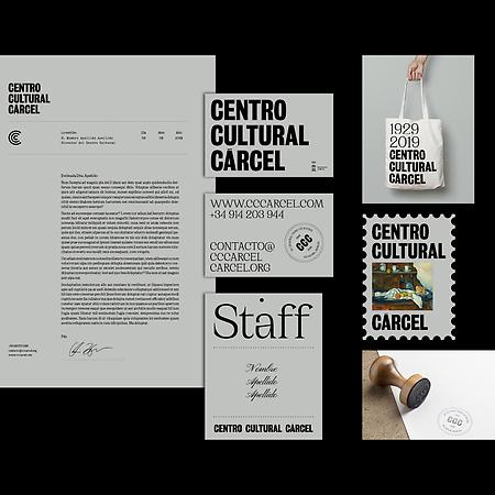 Branding y comunicación del nuevo Centro Cultural de la Cárcel