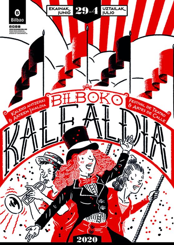 KALEALDIA 2020 by Asier Iturralde (GASTÓN) - Creative Work