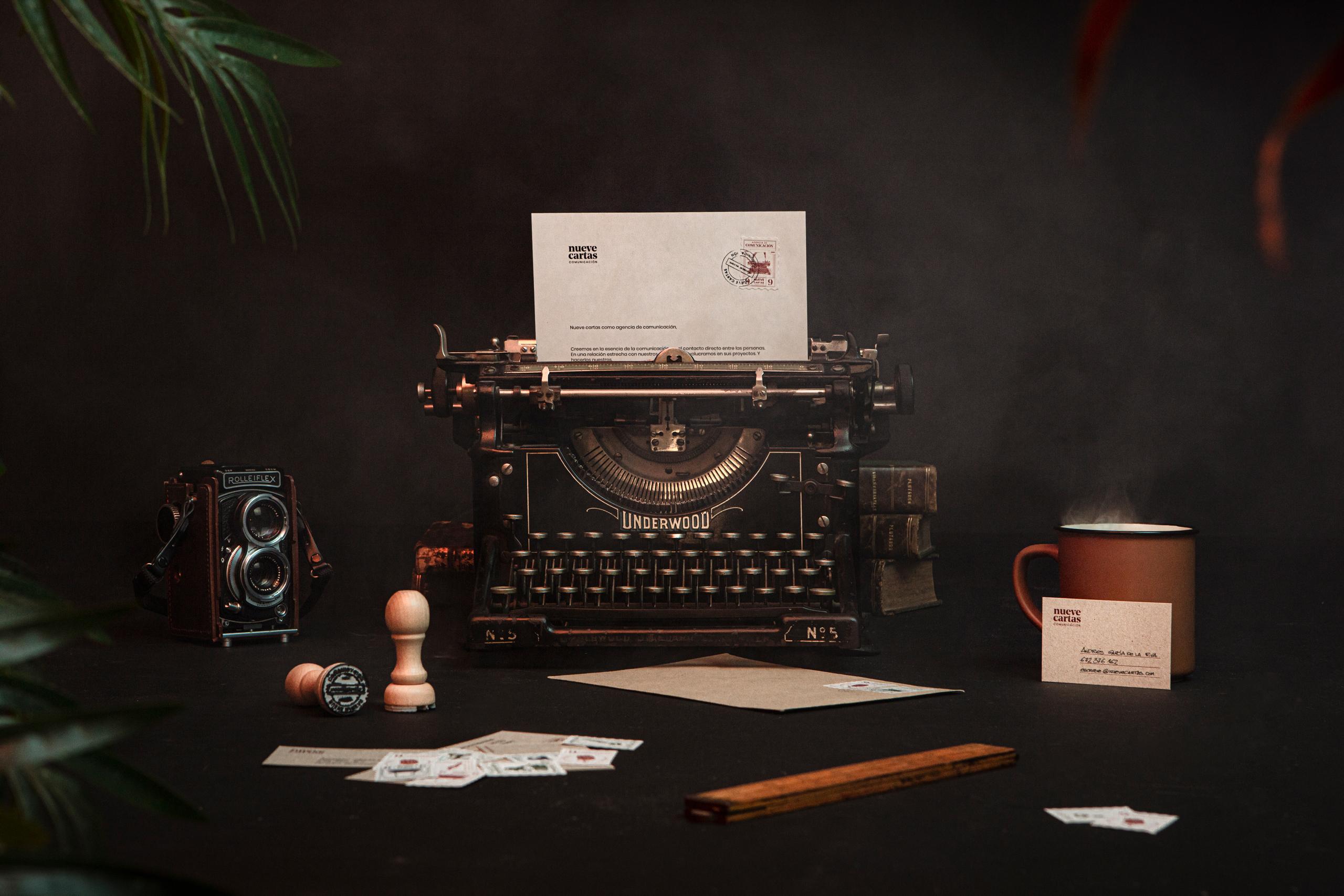 Nueve cartas by silencio - Creative Work