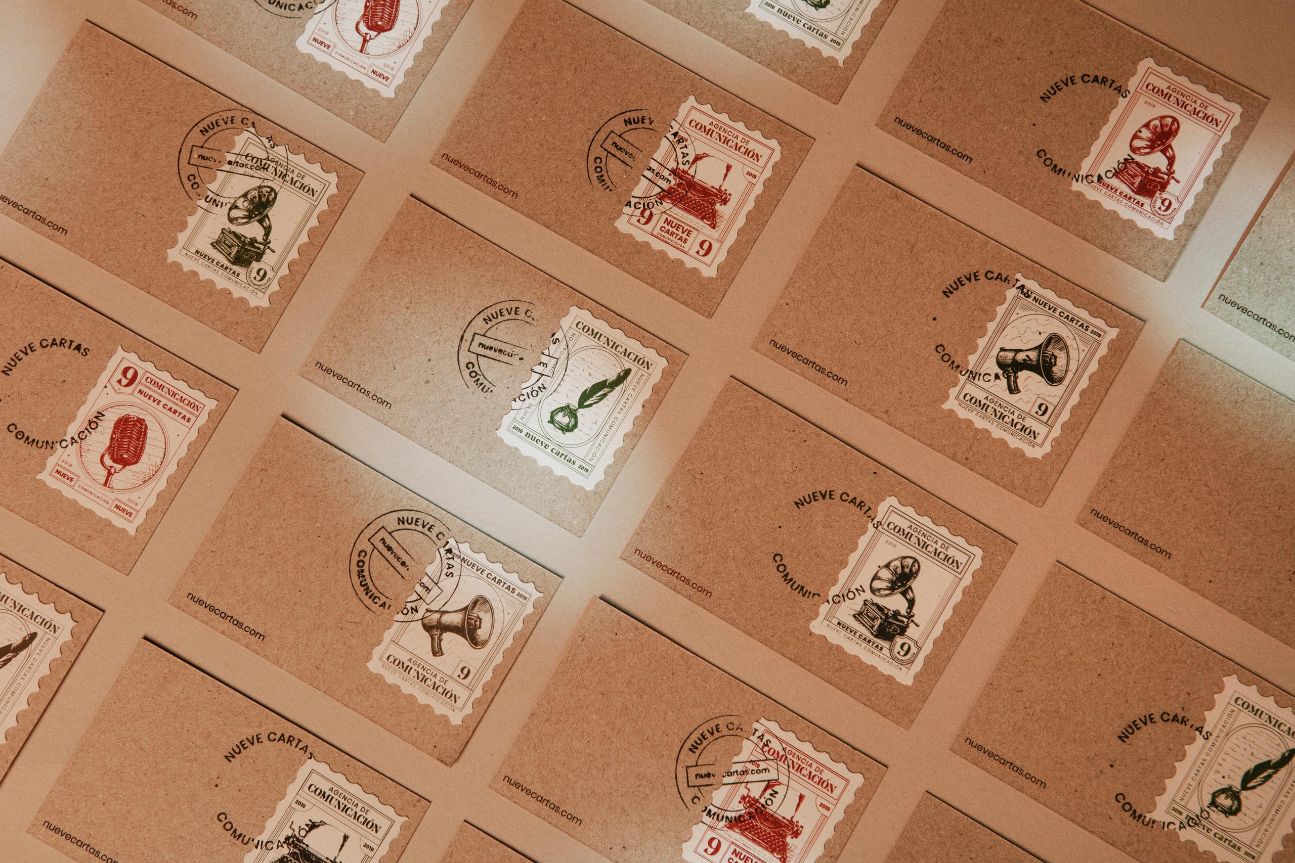 Nueve cartas by silencio - Creative Work - $i