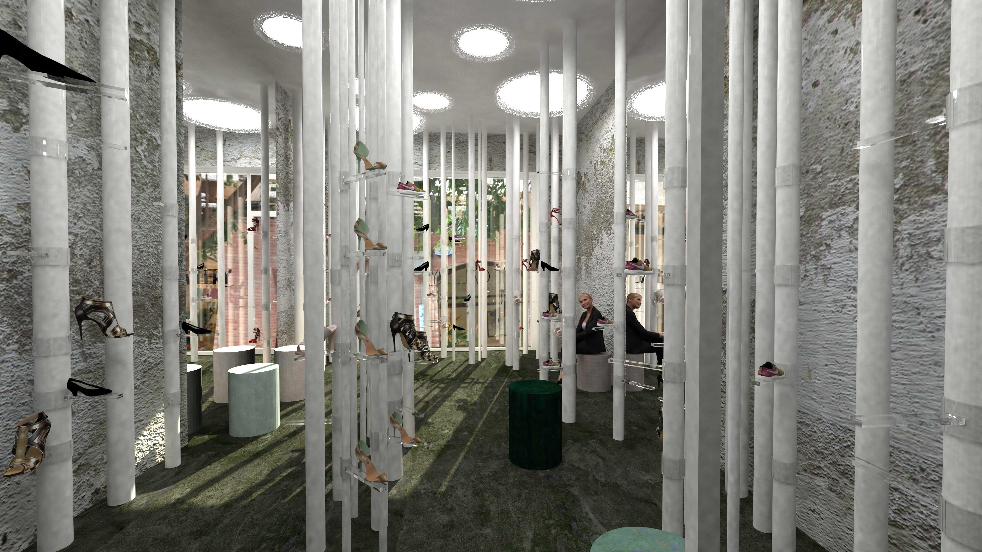 The Gallery by Marta Basterra Baztan  - Creative Work