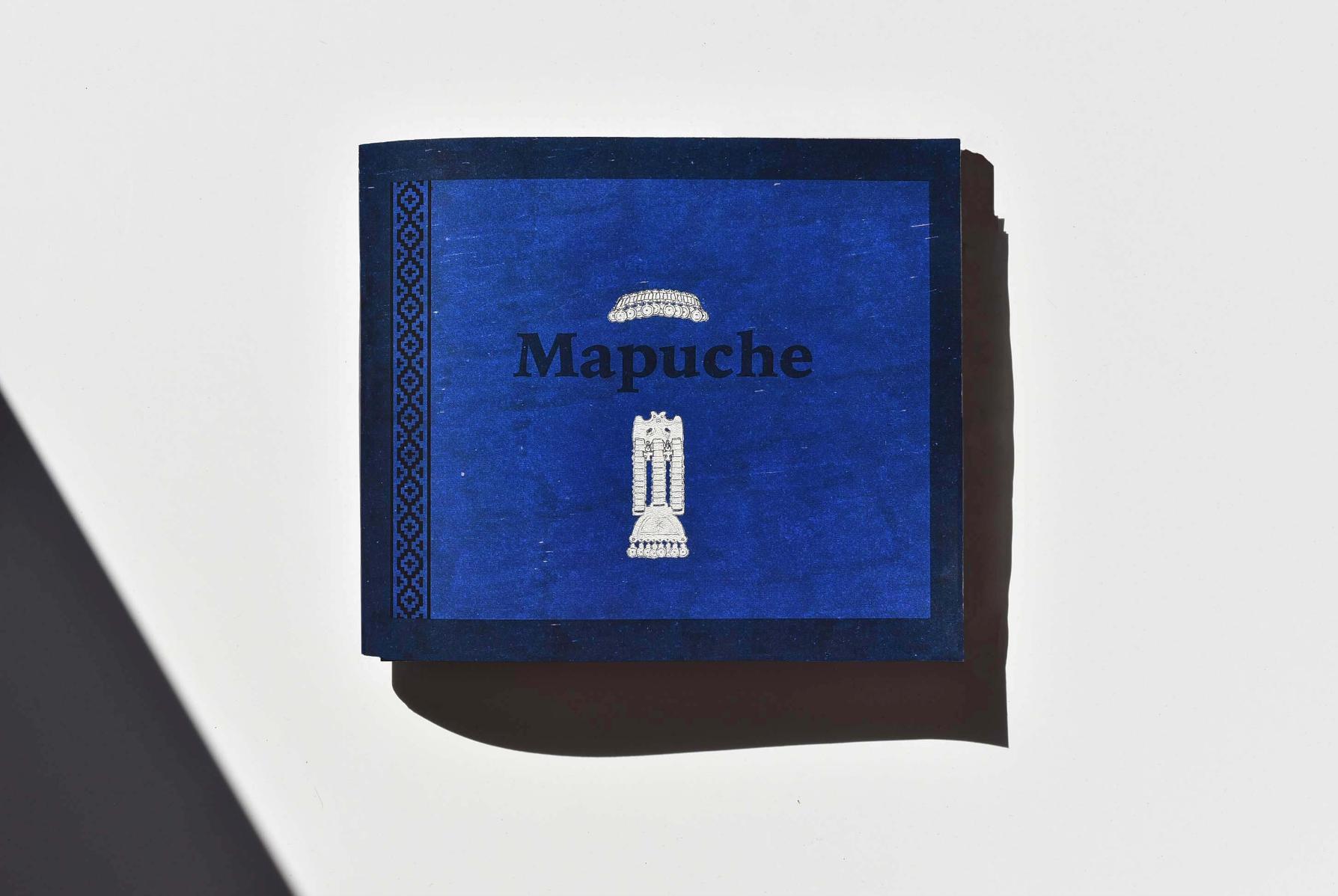 Mapuche, gente de la tierra by Jone Aldalur Gandiaga - Creative Work