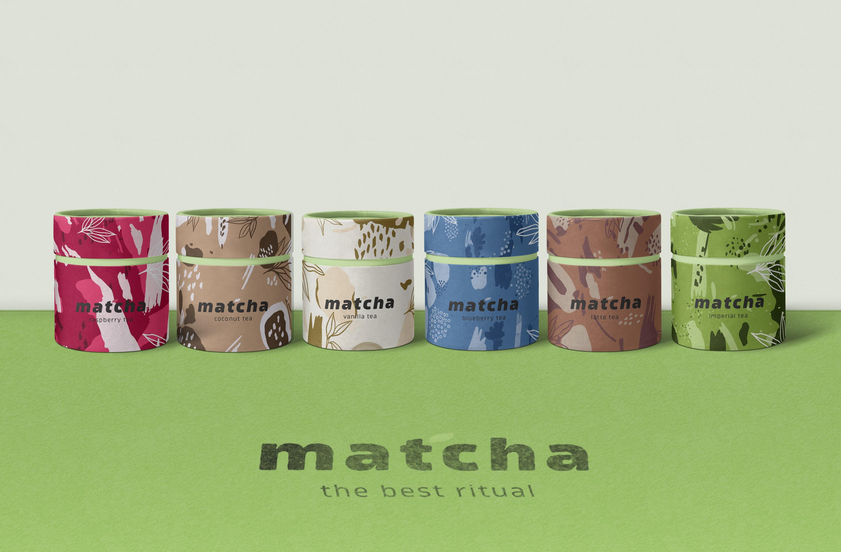Matcha tea by Andrea Guerra - Creative Work